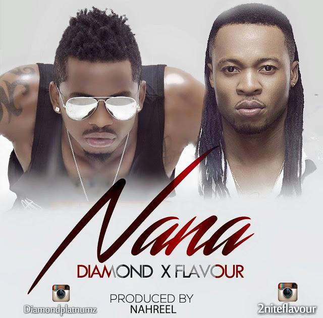 Diamond Platnumz Ft Mr Flavour - Nana | Download Mp3 Audio