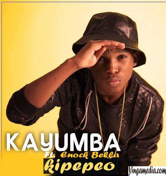 DOWNLOAD Kayumba Ft. Enock Bella - Kipepeo audio mp3