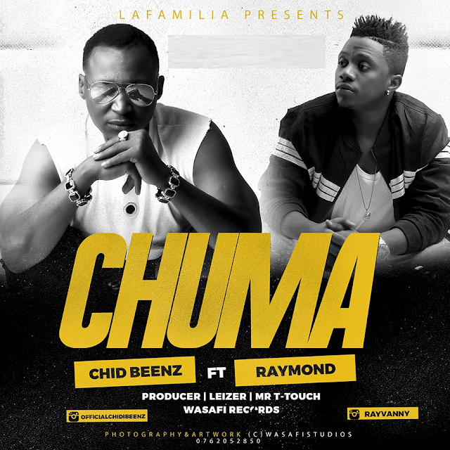 Chid Benz Ft. Rayvanny - Chuma | Download mp3 Audio