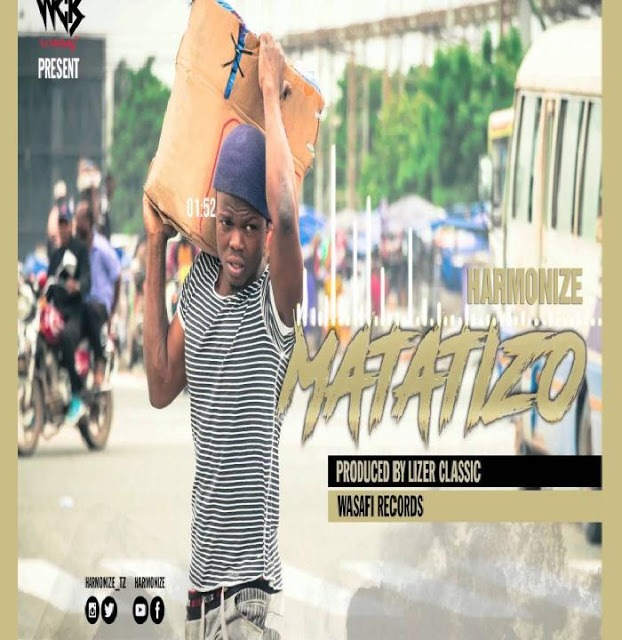 Download Harmonize - MATATIZO mp3 Audio