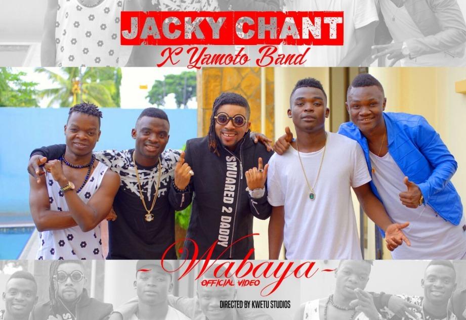Jacky Chant Ft. Yamoto Band - Wabaya