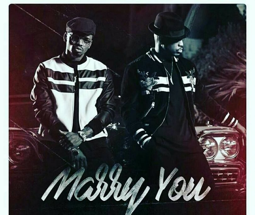 Download audio Diamond Platnumz Ft Ne Yo - Marry you mp3