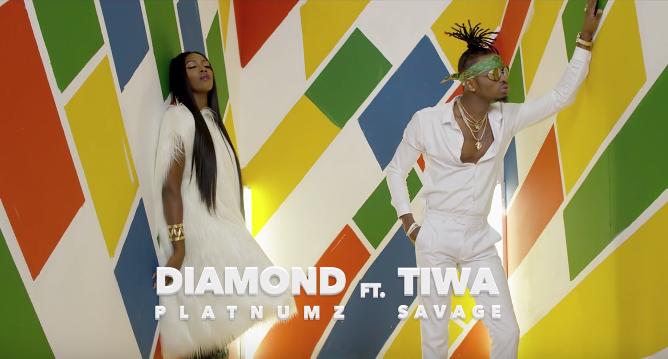 Diamond Platnumz ft Tiwa Savage - Fire | Download mp3 Audio
