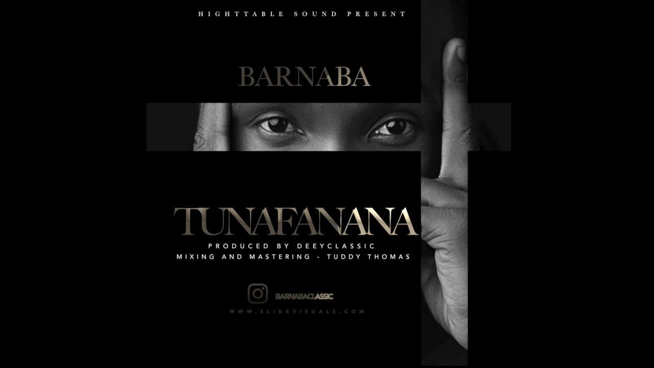 Download Audio: Barnaba - Tunafanana