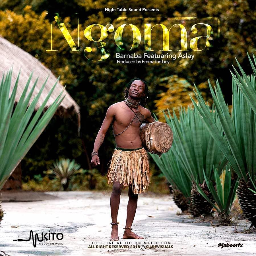 Download Audio: Barnaba Ft Aslay - Ngoma