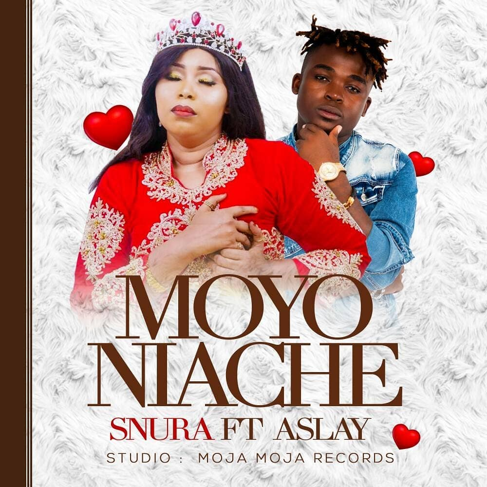 Download Audio: Snura ft Aslay - Moyo Niache