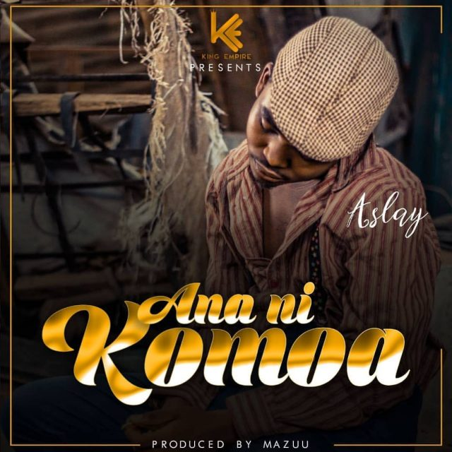 Download Audio Aslay - Ananikomoa mp3