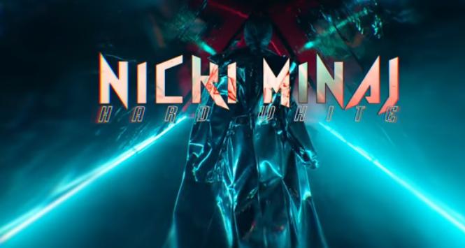 Resultado de imagem para Nicki Minaj - Hard White