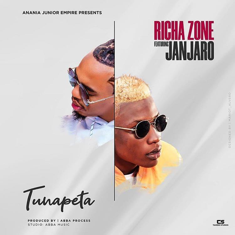 Download Audio: Richa Zone Ft Dogo Janja – Tunapeta