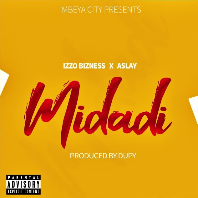 Izzo Bizness Ft. Aslay – Midadi | Download Audio