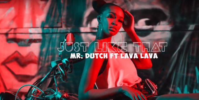 VIDEO: Mr  Dutch ft  Lava Lava - Just like that | YINGA BOY