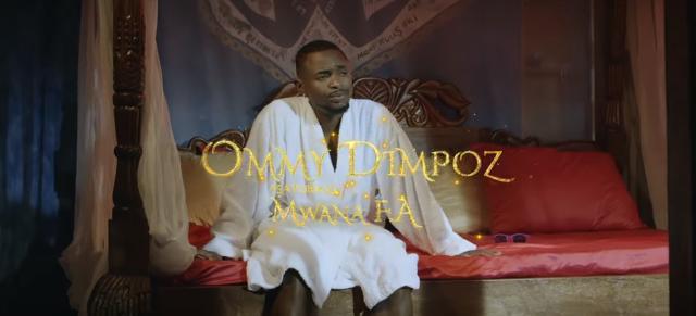 VIDEO: Ommy Dimpoz ft MwanaFA - Hello   YINGA BOY MEDIA