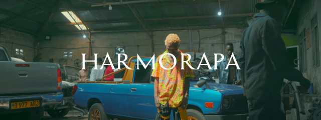 Harmorapa – Aibu Yao