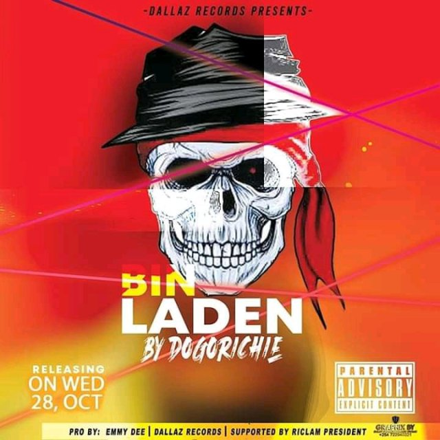 DOWNLOAD Dogo Richie – BINLADEN