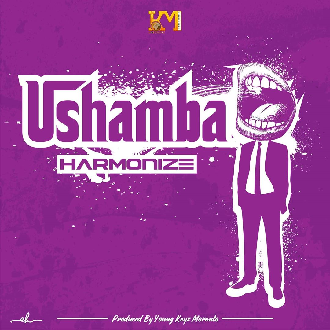 DOWNLOAD Harmonize - Ushamba