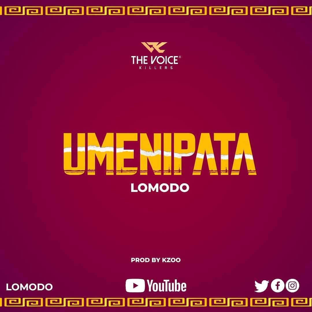 DOWNLOAD AUDIO Lomodo – Umenipata