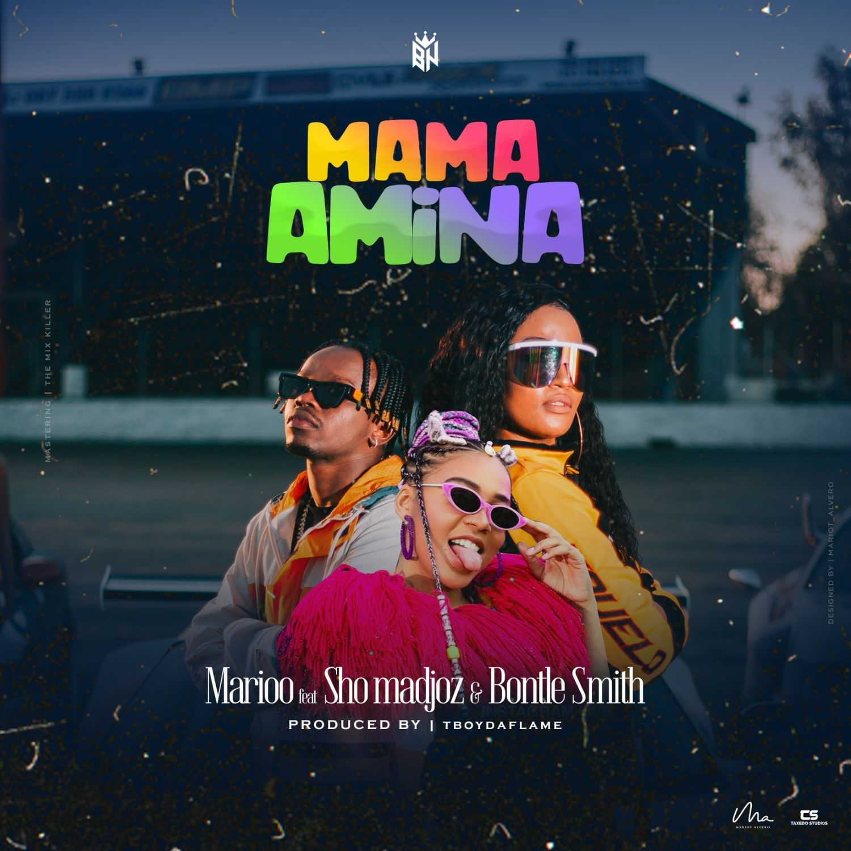 Download | Marioo ft Shomadjozi & Bontle Smith - Mama Amina | Mp3 Audio