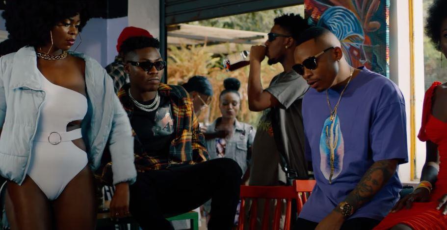 VIDEO: Becka Title Ft Amini - Huyu Demu