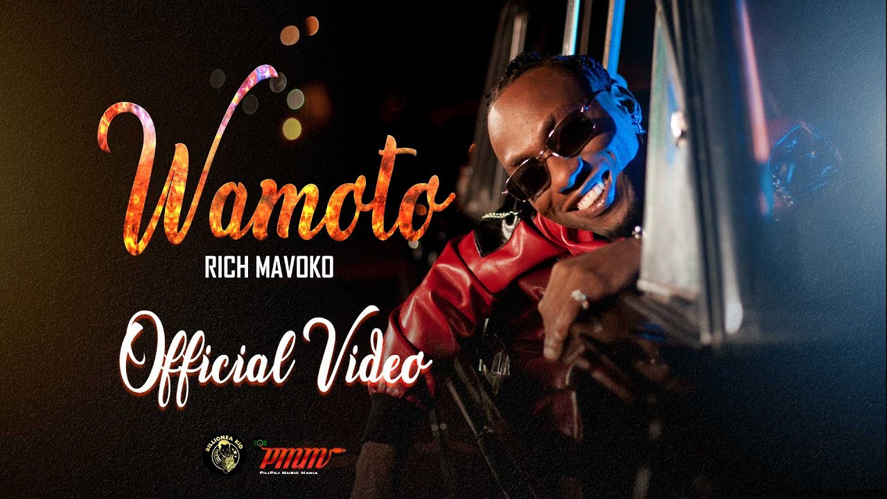 VIDEO Rich Mavoko – Wamoto