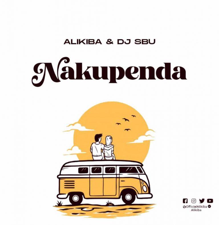 Alikiba & DJ Sbu – Nakupenda | Download