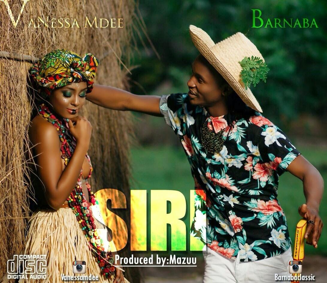Barnaba ft. Vanessa Mdee - Siri mp3