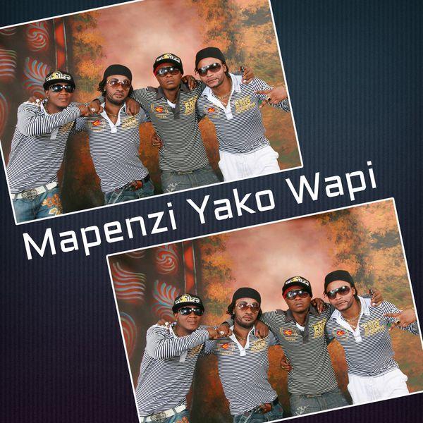 Mapenzi Yako Wapi by Christian Bella