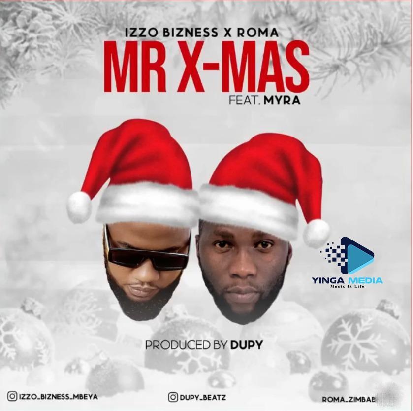 Roma x Izzo Bizness - Mr Xmas RMX | Download mp3 Audio