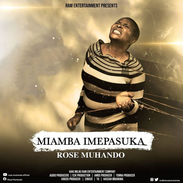 Rose Muhando – Miamba Imepasuka