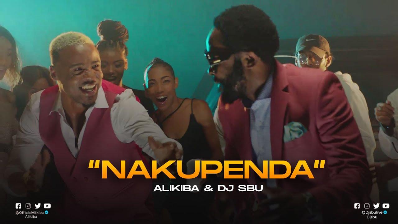 VIDEO Alikiba & Dj Sbu - Nakupenda