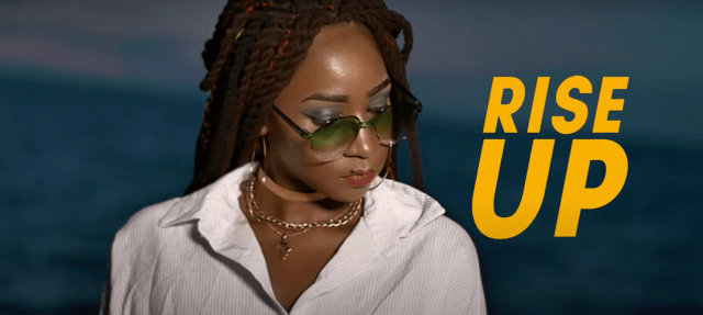 DOWNLOAD VIDEO Aysha Touchwood - RISE UP