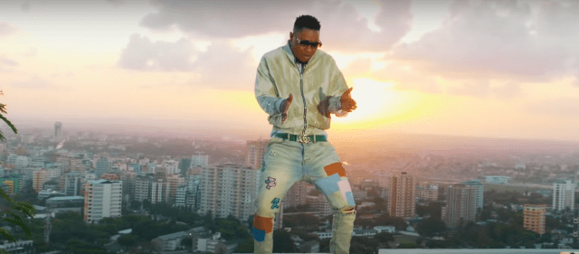 video Christian Bella Ft. Gaz Fabilouss – Tingisha Mguu