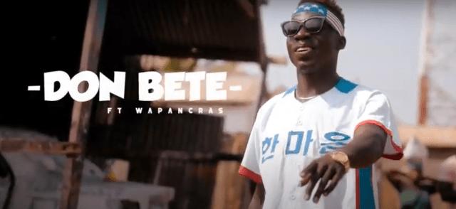 Don Bete ft Wapancras - Izungushe