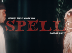 VIDEO Fireboy DML & Wande Coal – Spell