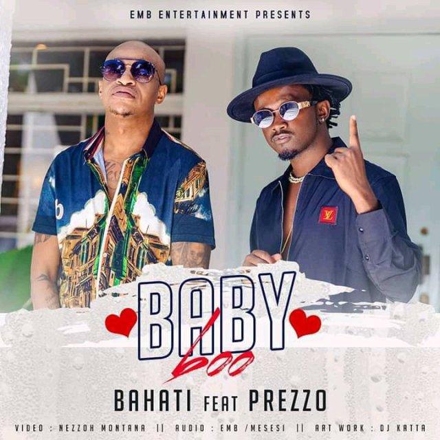 Bahati ft. Prezzo - Baby Boo | Download mp3 Audio