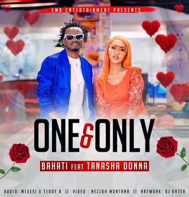 Bahati ft Tanasha Donna – One And Only | Download Audio | YINGA MEDIA