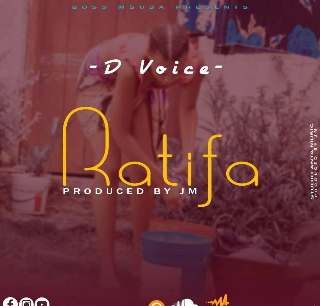 D Voice – Ratifa (Singeli) | Download Audio