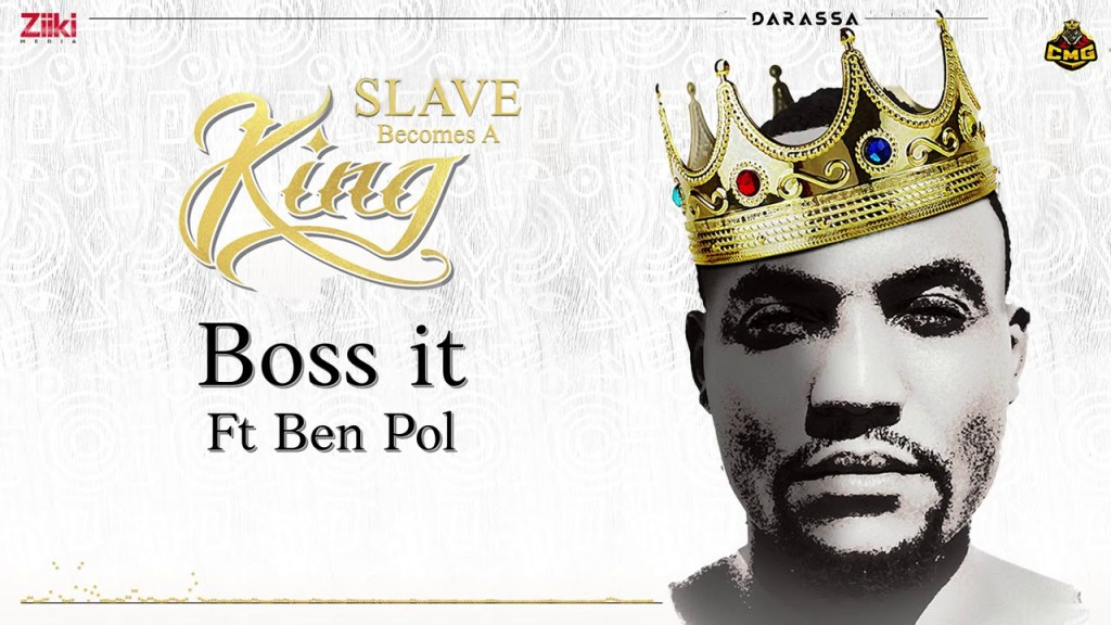 Download Darassa Ft Ben Pol – Boss It Mp3 Audio