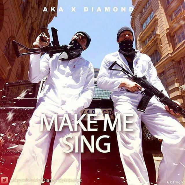 Diamond Platnumz & AKA – Make Me Sing | Download mp3 Audio