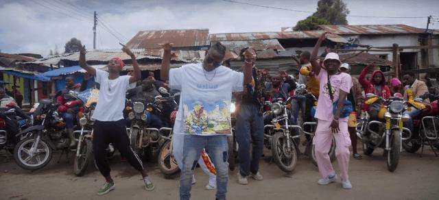 VIDEO Elly D - Weka