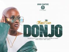 Download Femi One – Donjo Mp3 Audio