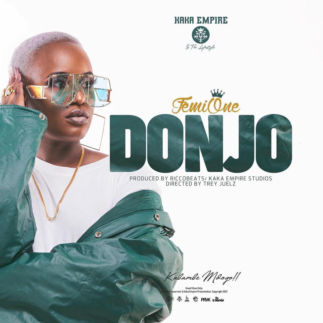 Download Femi One – Donjo Mp3 Audio