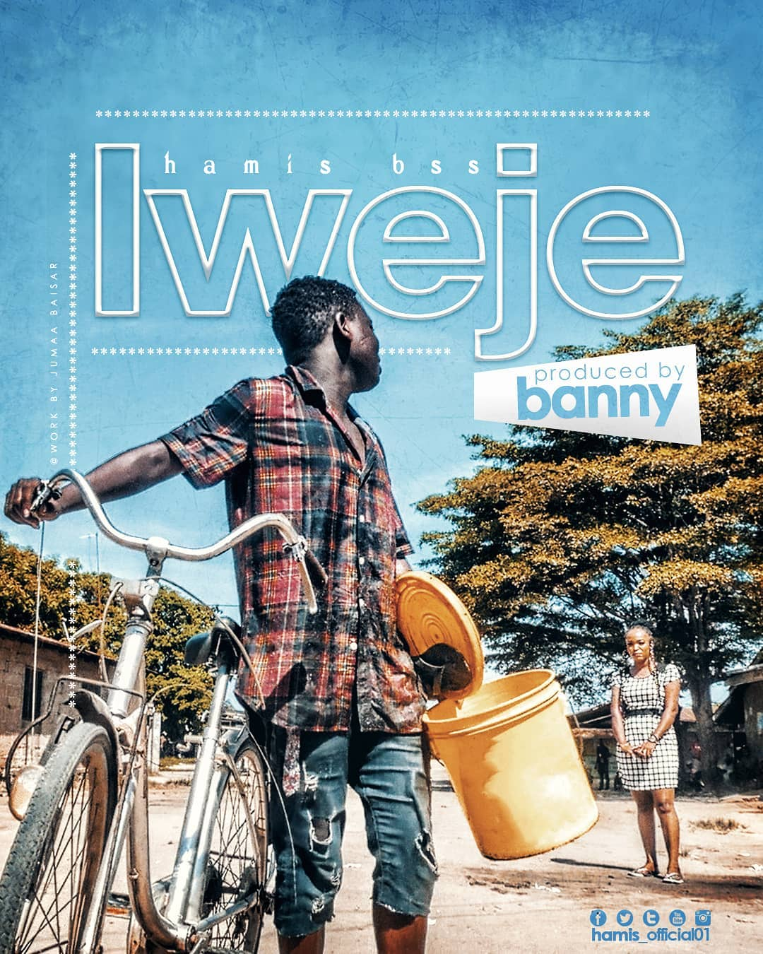 Hamis Bss – Iweje | Download mp3 Audio