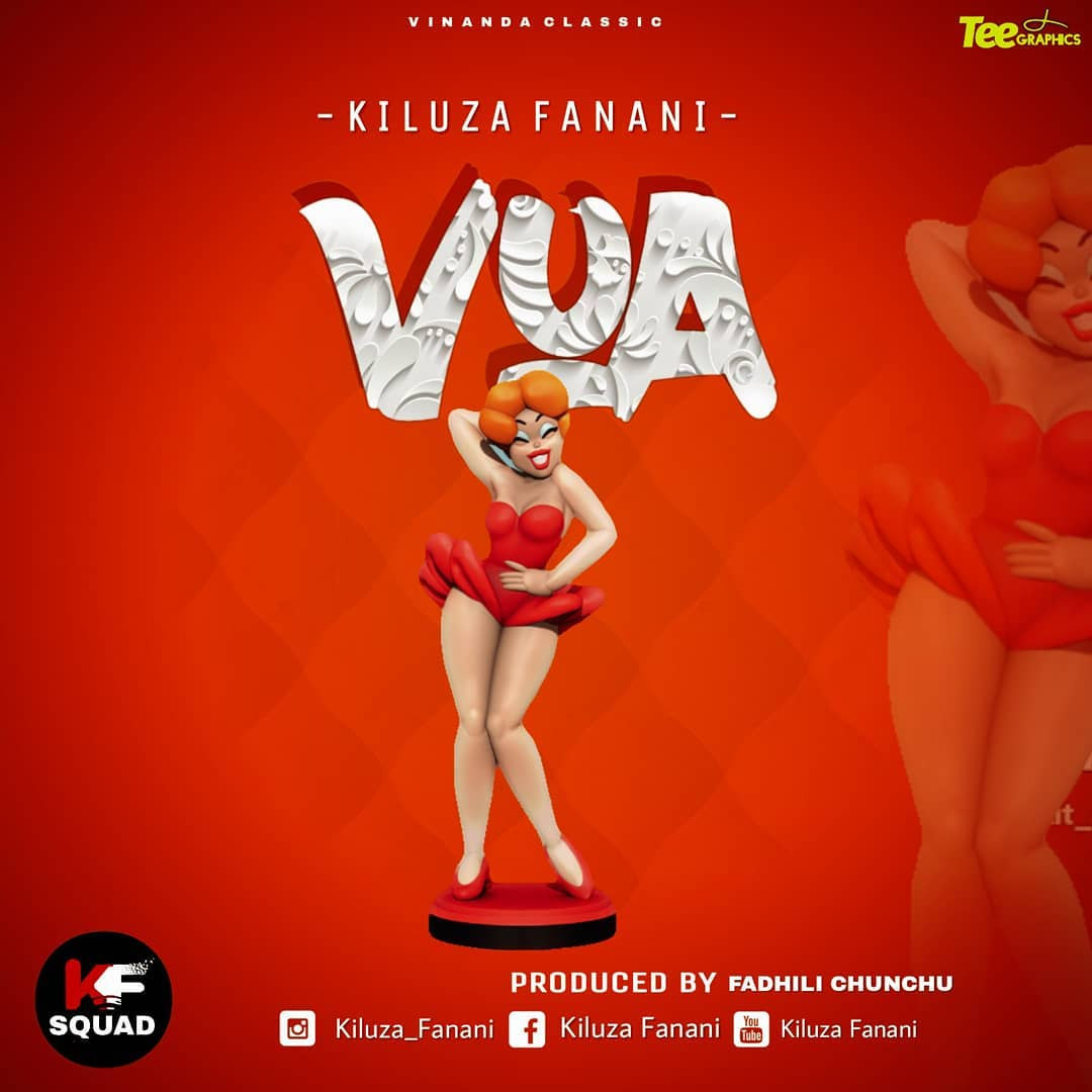 Kiluza Fanani - Vua (Singeli) | Download Mp3 Audio