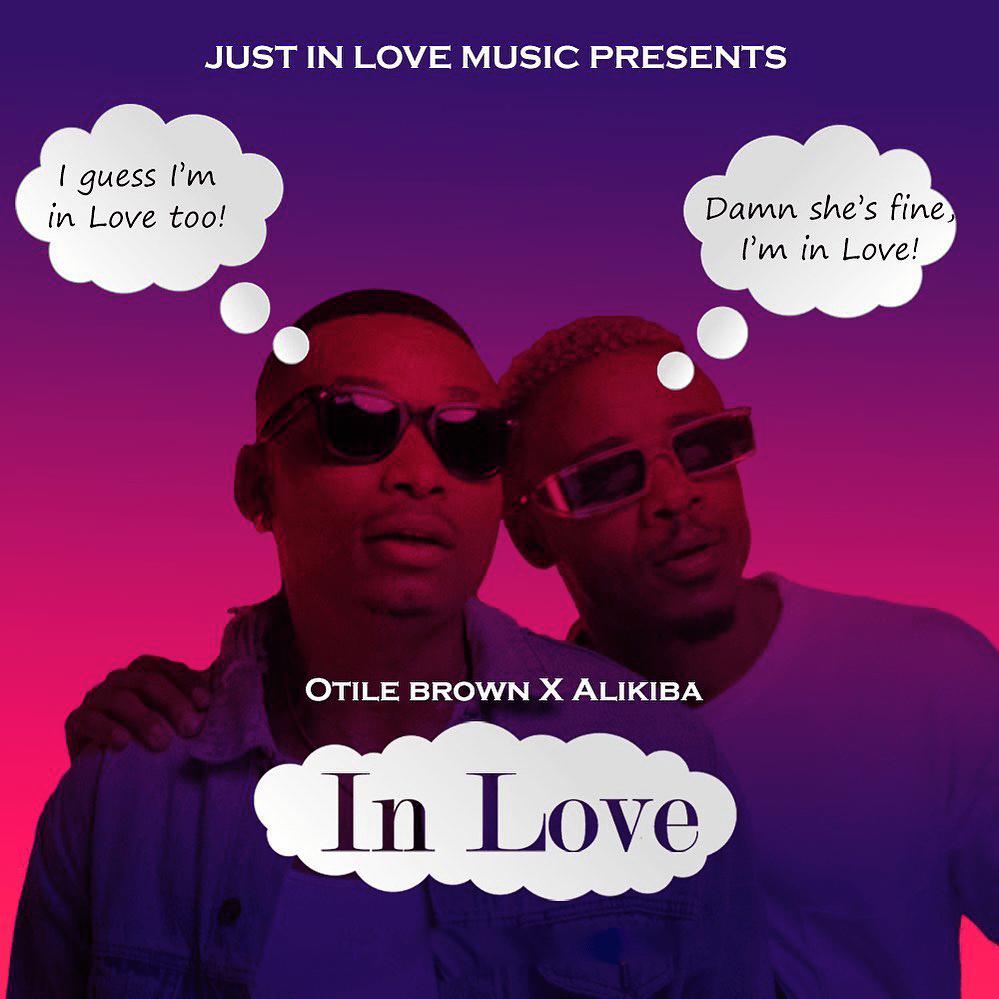 Otile Brown Ft Alikiba - In Love | Download mp3 Audio