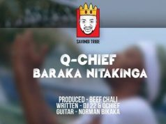 Q chief – Nabaraka Nitakinga | Download mp3 Audio