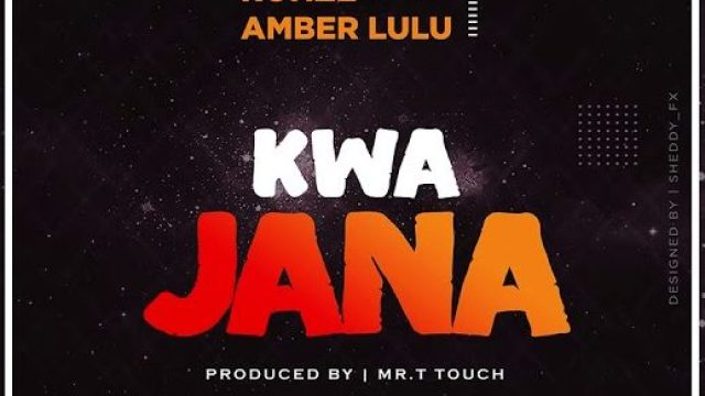 Ronze Ft. Amber Lulu – Kwa jana | Download mp3 Audio
