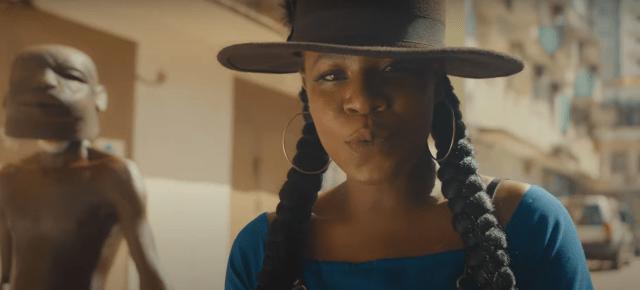 VIDEO Lady Jaydee – Good Vibes