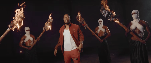 VIDEO Nay Wamitego – Go Baba