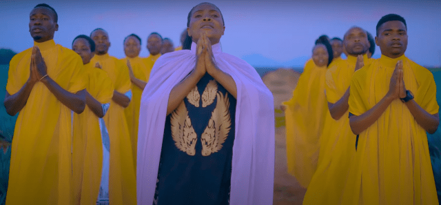 VIDEO Rose Muhando – YOU ARE MY MOUNTAIN