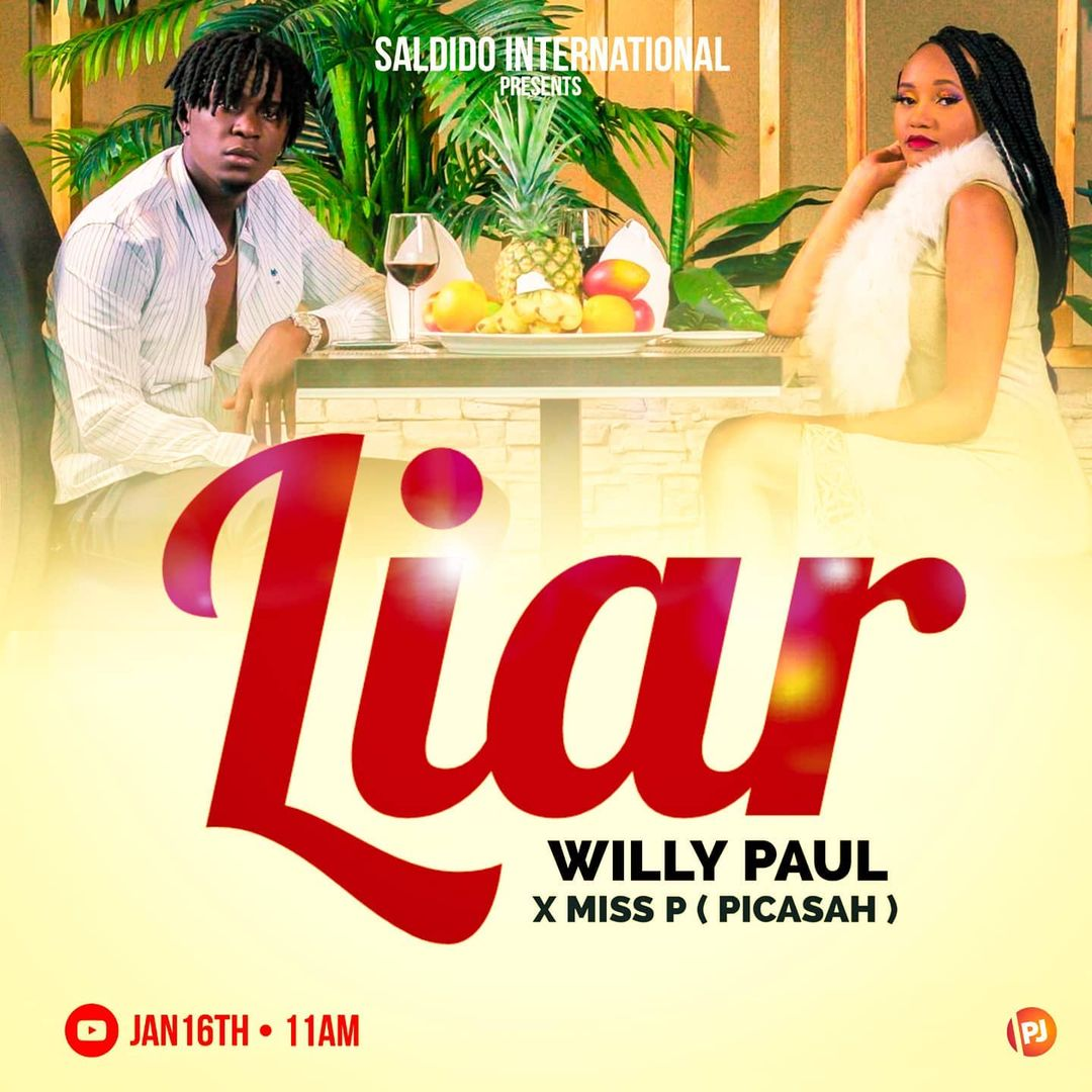 Willy Paul ft Miss P – LIAR | Download Mp3 Audio